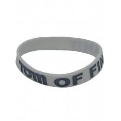 Tom of Finland Bracelet Silicone White (T5841)