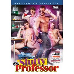 The Slutty Professor DVD (Naked Sword) (16729D)