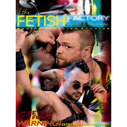 Fetish Factory DVD (Raging Stallion Fetish & Fisting) (16793D)