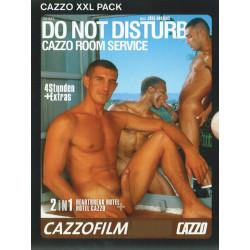Do Not Disturb: Hotel Cazzo & Heartbreak Hotel 2-DVD-Set (Cazzo) (04121D)