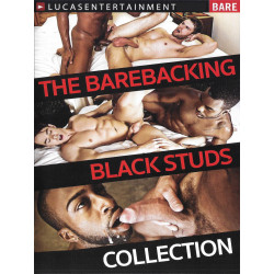 The Barebacking Black Studs Coll. DVD (16795D)