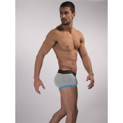 Rounderbum Spacelight Lift Boxer Trunk Underwear Grey (T5987)