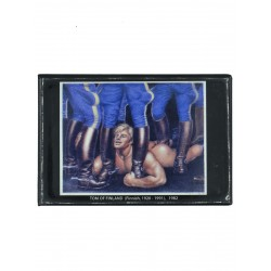 Tom of Finland Magnet Trample Blue (T5809)
