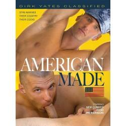 American Made DVD (16824D)