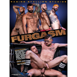 Furgasm DVD (Raging Stallion) (16842D)