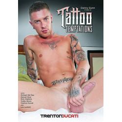 Tattoo Temptations DVD (Trenton Ducati) (16926D)