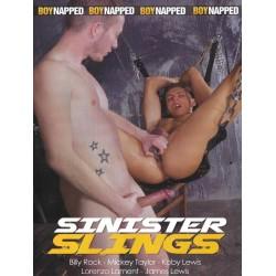 Sinister Slings DVD (Boynapped) (16941D)