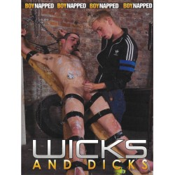 Wicks And Dicks DVD (Boynapped) (16940D)