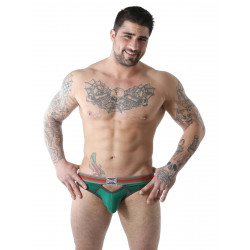 GBGB Grayson Jock Brief Underwear Green