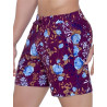 2Eros Rosaceae Swim Shorts Midnight Rose (T6103)