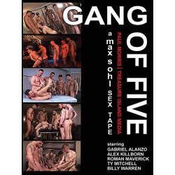 Gang Of Five DVD (16950D)