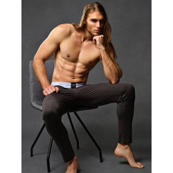 2Eros Core Series 2 Lounge Pants Underwear Charcoal (T6126)