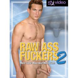 Raw Ass Fuckers #2 DVD (SX Bareback) (06564D)