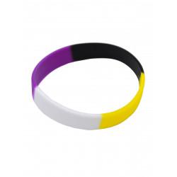 Non-Binary Bracelet Silicone (T5838)