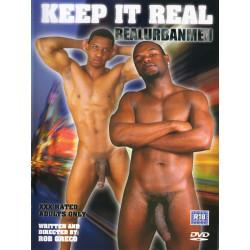Keep it Real DVD (Real Urban Men) (06711D)