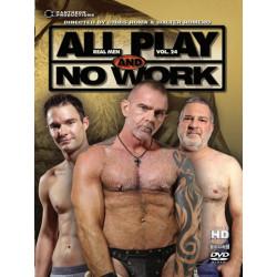 All Play and No Work DVD (Pantheon Men) (08845D)