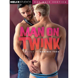 Man on Twink DVD (11915D)