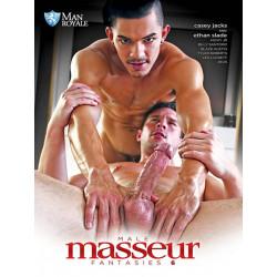 Male Masseur Fantasies #6 DVD (Man Royale) (16965D)