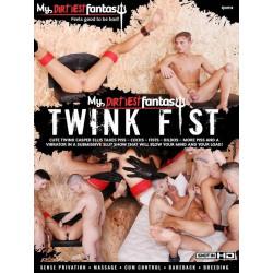 Twink Fist DVD (My Dirtiest Fantasy) (17006D)