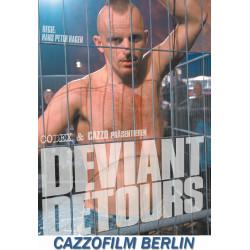 Deviant Detours DVD (Cazzo) (01106D)