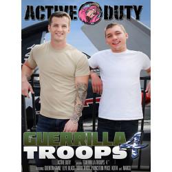 Guerilla Troops #4 DVD (Active Duty) (16955D)
