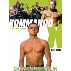 Kommando X DVD (Cazzo) (01927D)
