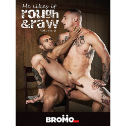He Likes It Rough And Raw #3 DVD (16960D)