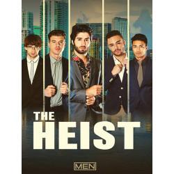 The Heist DVD (MenCom) (16956D)