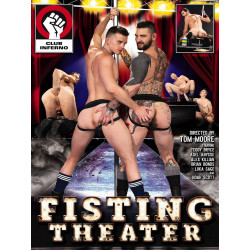Fisting Theater DVD (Club Inferno (by HotHouse)) (17042D)