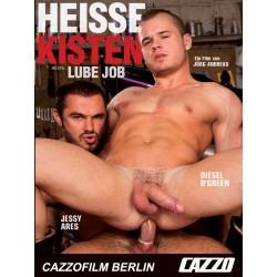 Heisse Kisten DVD (Cazzo) (08466D)
