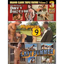 Dragon Media Classic Triple Feature #2 3-DVD-Set (Ray Dragon) (17028D)