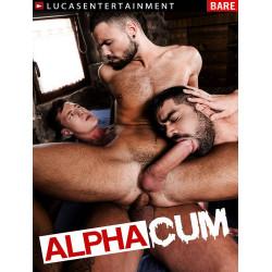 Alpha Cum DVD (LucasEntertainment) (16946D)