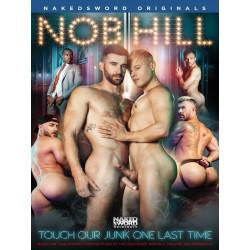 Nob Hill DVD (Naked Sword) (17094D)