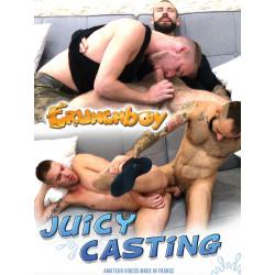 Juicy Casting DVD (Crunch Boy) (16979D)