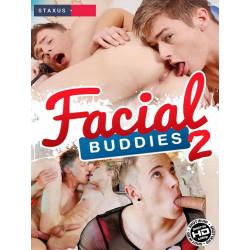 Facial Buddies #2 DVD (Staxus) (17086D)