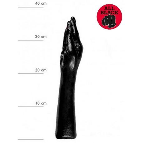 All Black The Big Fister 38 x 2,8 - 7,2 cm (T6245)
