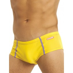 GBGB Cancun Swimwear Trunks Yellow