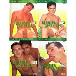Floripa Adventures 1-4 4-DVD-Pack (Foerster Media) (17037D)