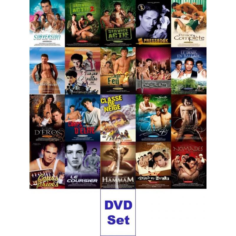 Cadinot Mega Pack 3 20-DVD-Set (Cadinot) (17069D)