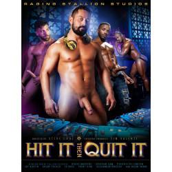Hit It Then Quit It DVD (Raging Stallion) (17127D)