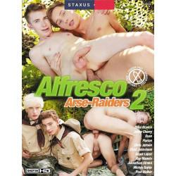 Alfresco Arse-Raiders #2 DVD (Staxus) (17136D)