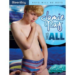 Jamie Ray Takes All DVD (17180D)