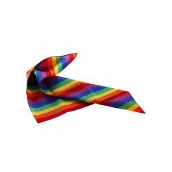 Rainbow Bandana 50 x 50 cm (T6325)