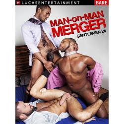 Gentlemen #24: Man-On-Man Merger DVD (LucasEntertainment) (17208D)