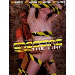 Crossing The Line DVD (Boynapped) (17269D)