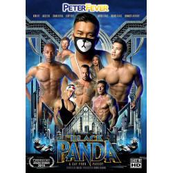 The Black Panda - A Gay Porn Parody DVD (Peter Fever) (17255D)