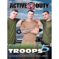 Guerilla Troops #5 DVD (Active Duty) (17245D)