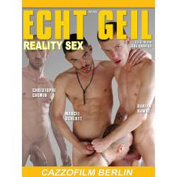 Echt Geil / Reality Sex DVD (Cazzo) (02634D)