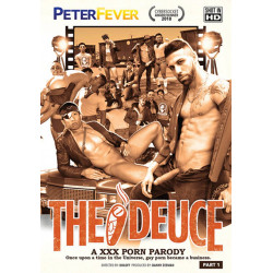 The Deuce - A XXX Porn Parody #1 DVD (Peter Fever) (17254D)