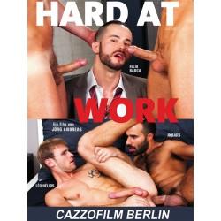 Hard At Work (Cazzo) DVD (Cazzo) (07308D)